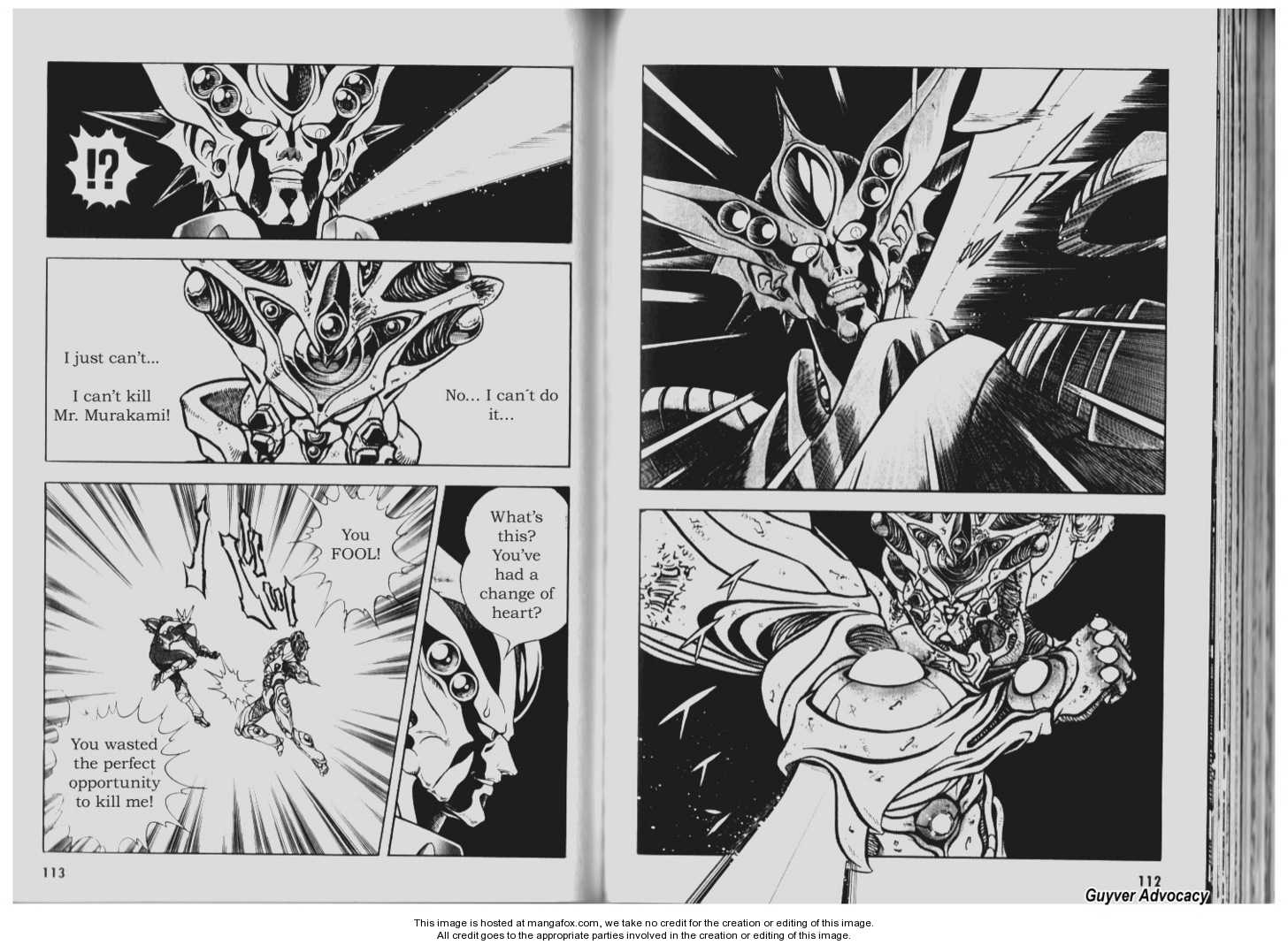 Guyver 71 Page 2