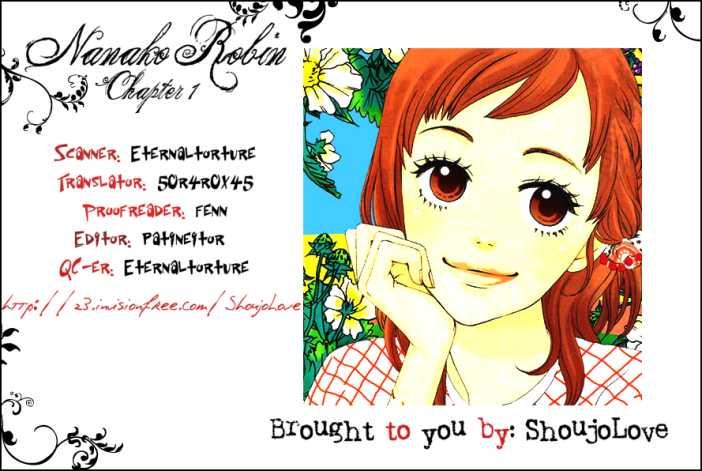 Nanaco Robin 1 Page 1