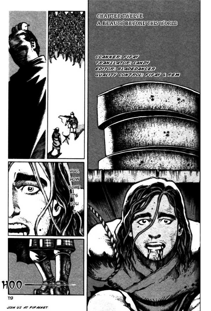 The Ravages of Time 12 Page 1