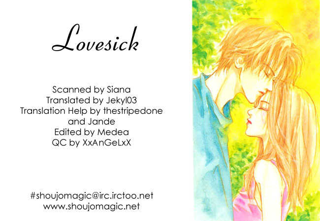 Lovesick 6 Page 2