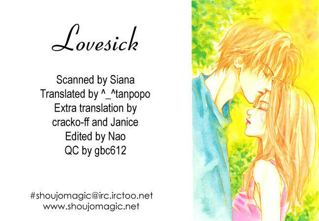 Lovesick 8 Page 2