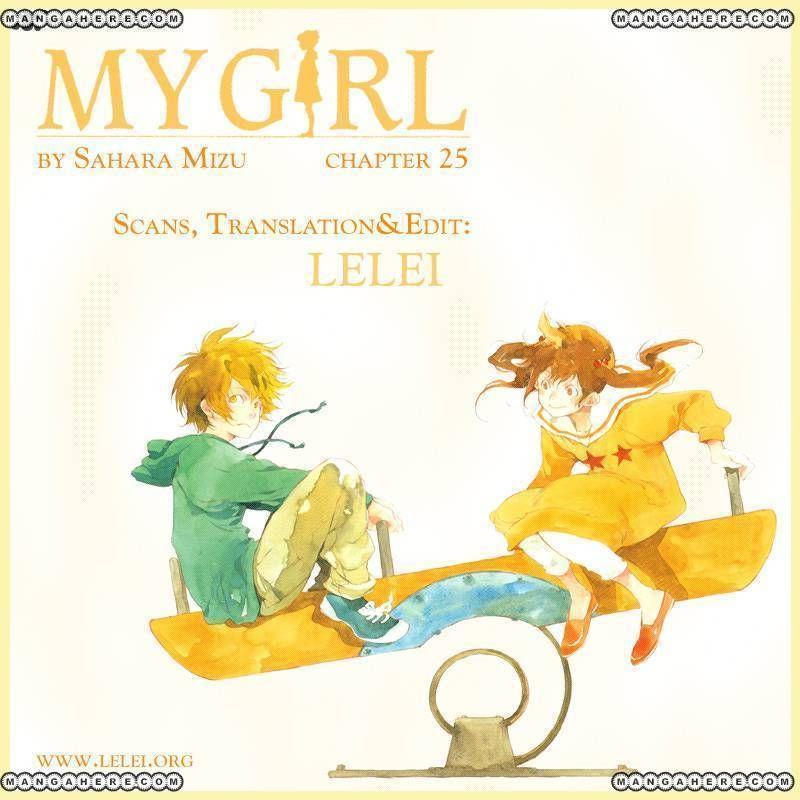 My Girl SAHARA Mizu 25 Page 1