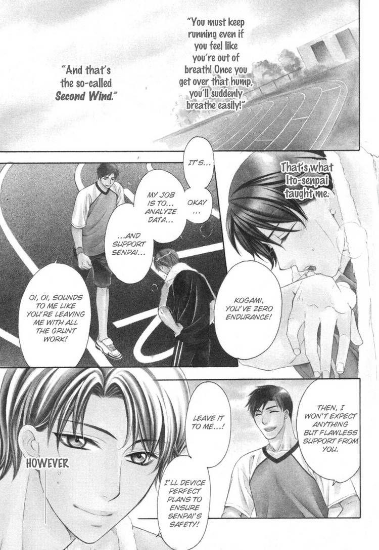 Yongou x Keibi - Single Mind 2 Page 1