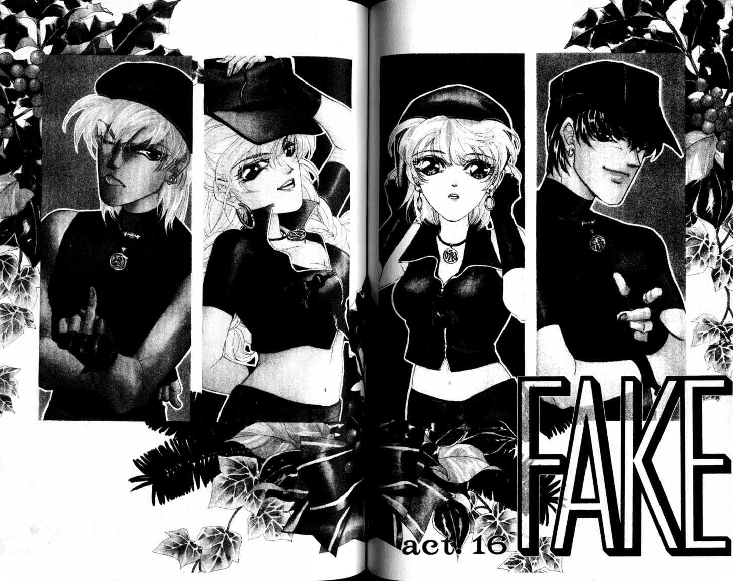 Fake 16 Page 1