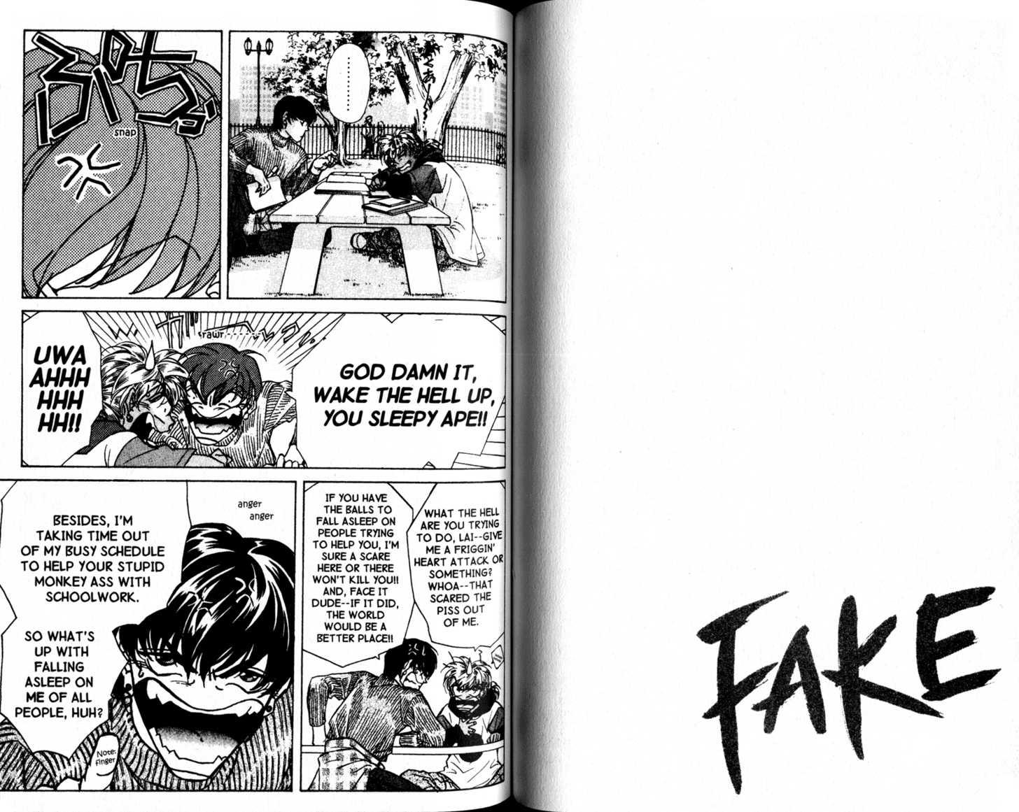 Fake 16 Page 2