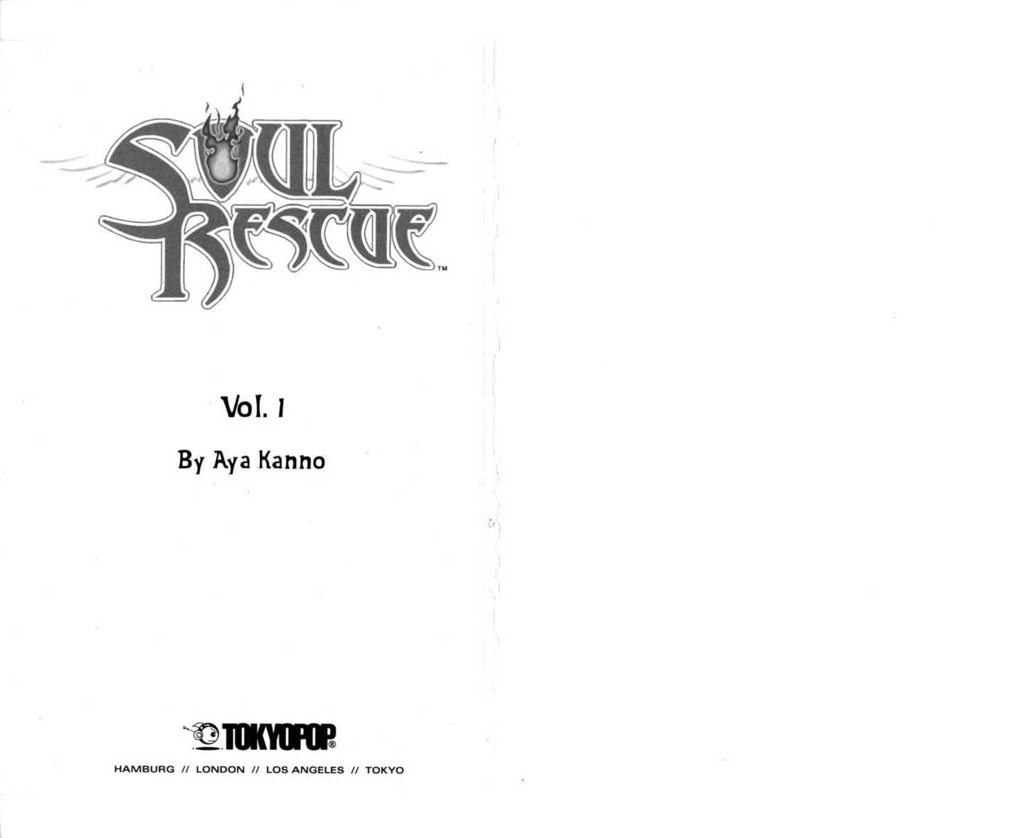 Soul Rescue 0 Page 2