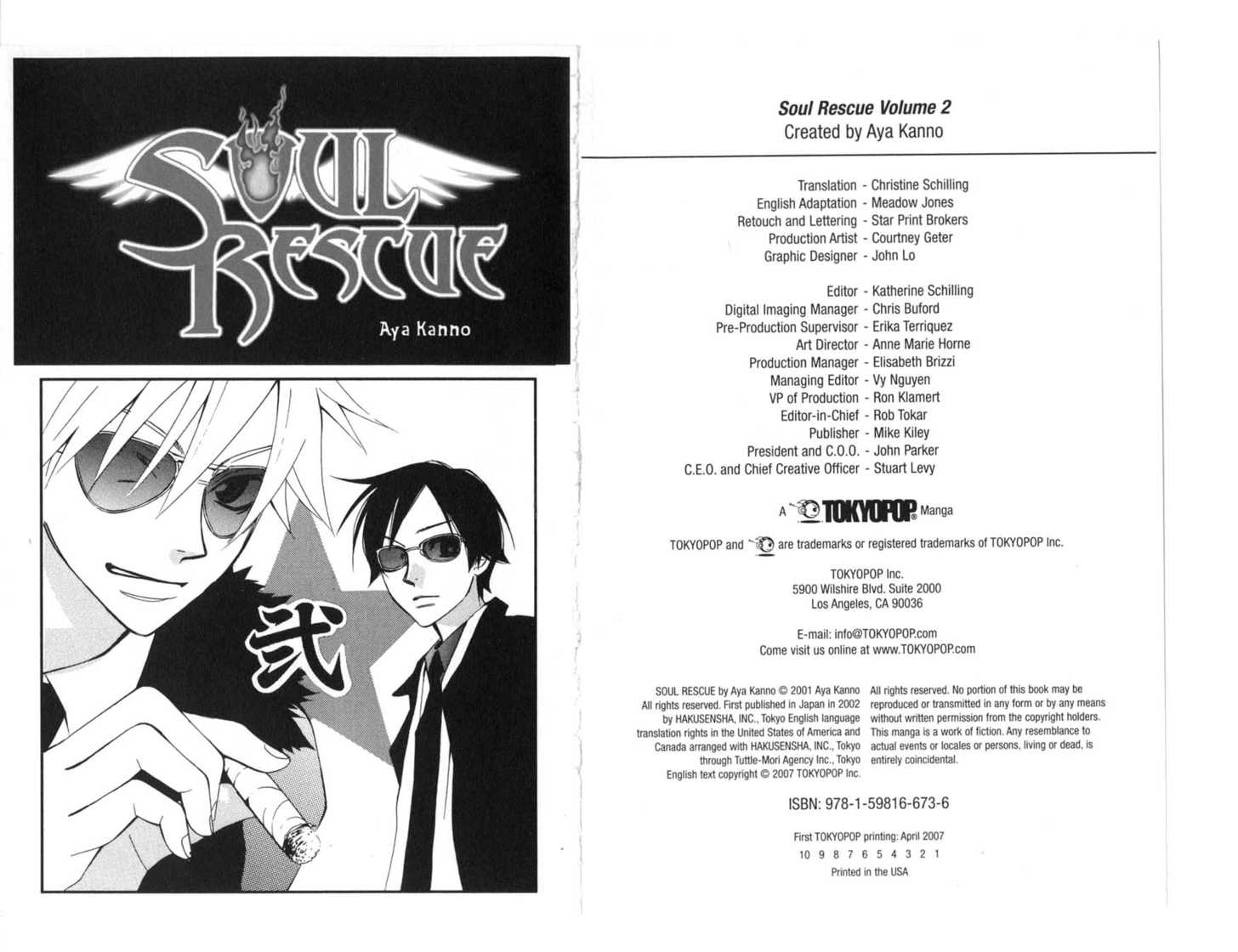 Soul Rescue 0 Page 3
