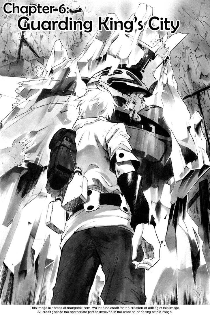 Break Blade 6 Page 1