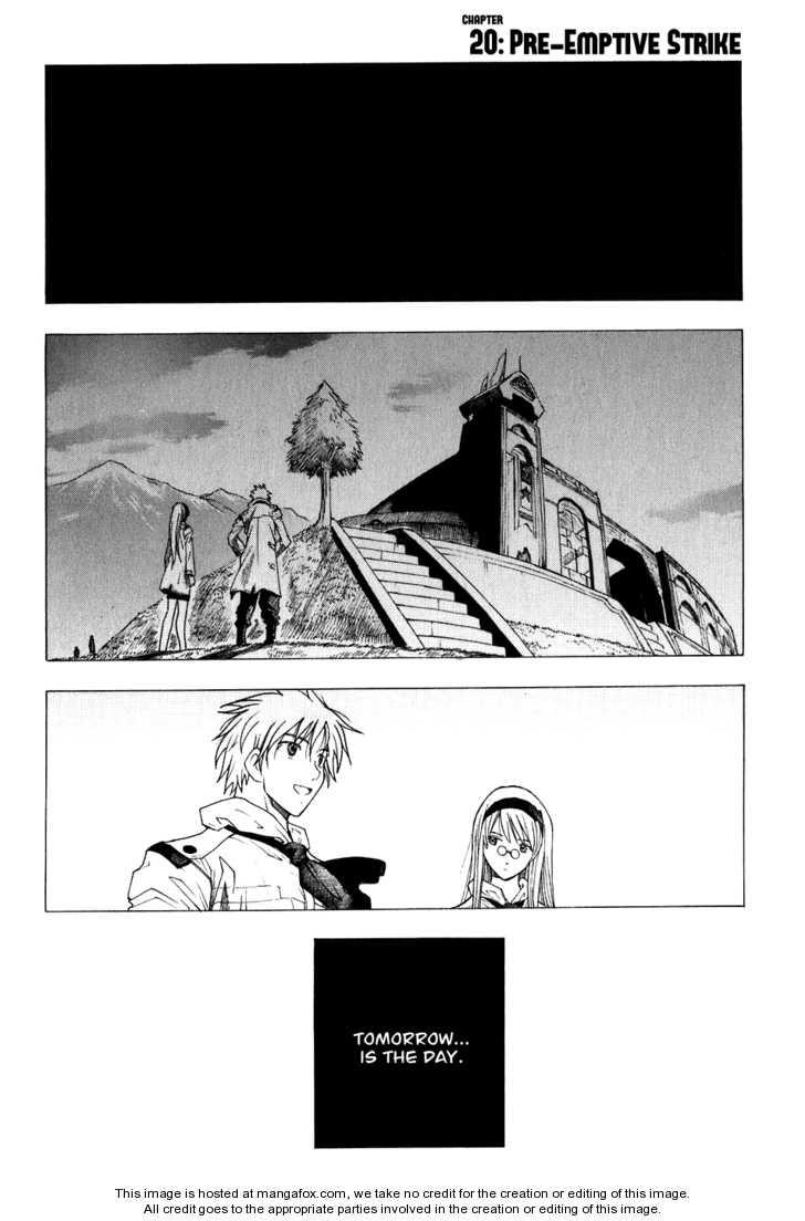 Break Blade 20 Page 1