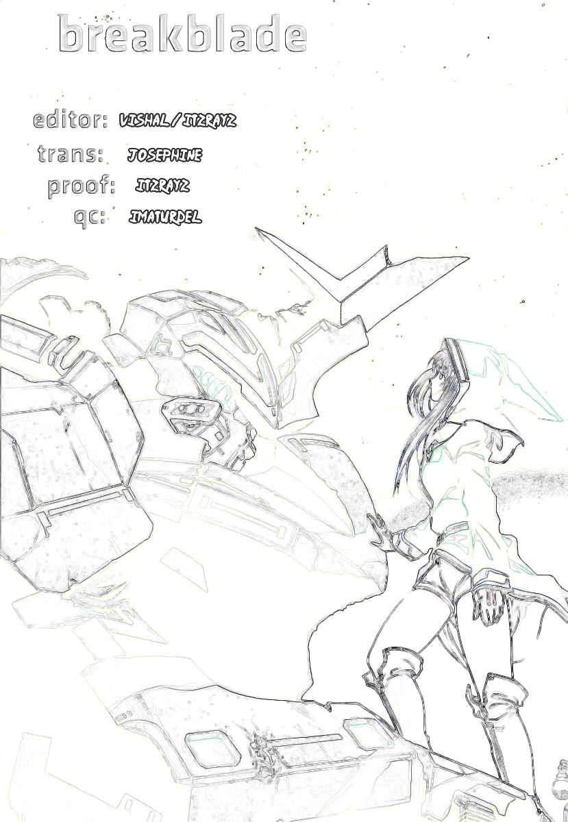 Break Blade 33 Page 1