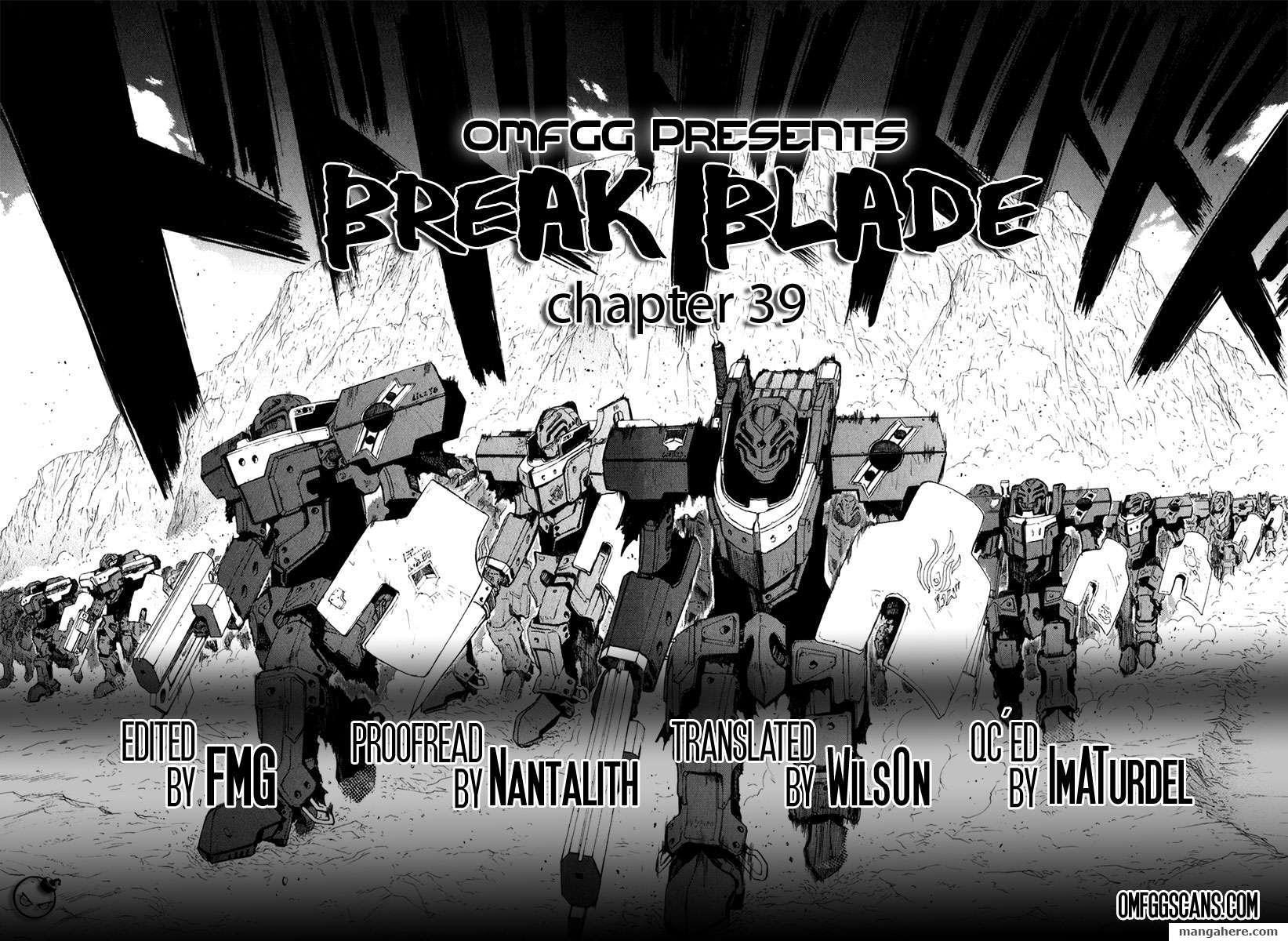 Break Blade 39 Page 1