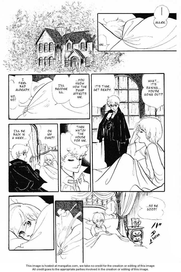 Poe no Ichizoku 8 Page 3