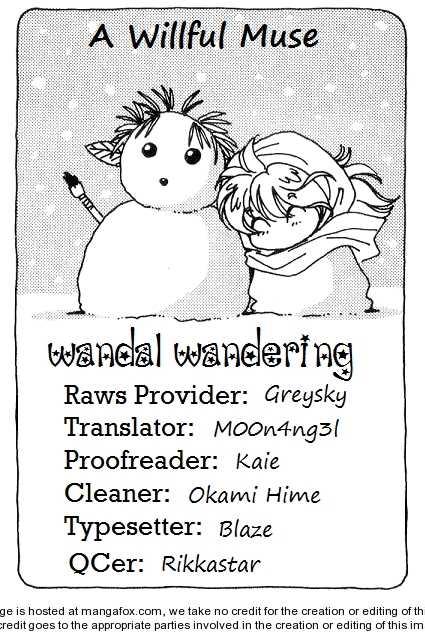 Wandal Wandering! 6 Page 1