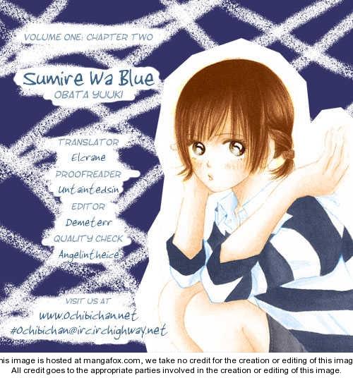 Sumire wa Blue 2 Page 2