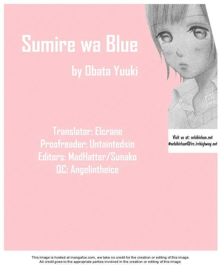 Sumire wa Blue 5 Page 2