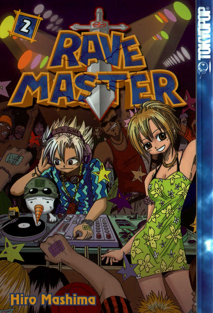 Rave Master 5 Page 1