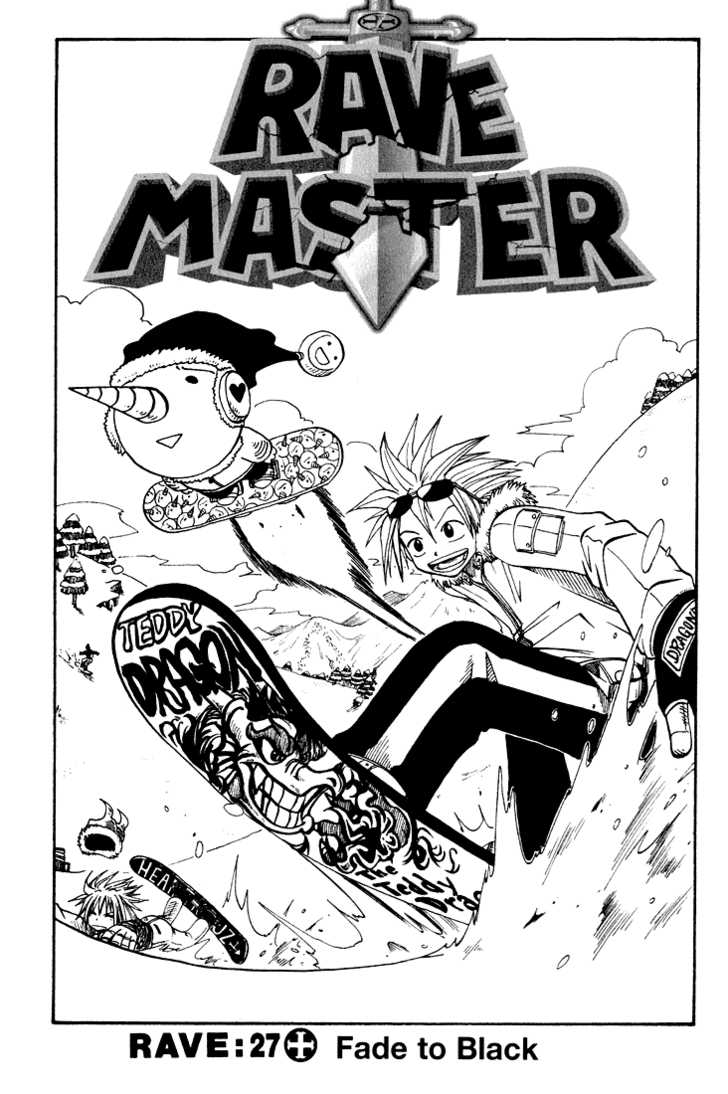 Rave Master 27 Page 1