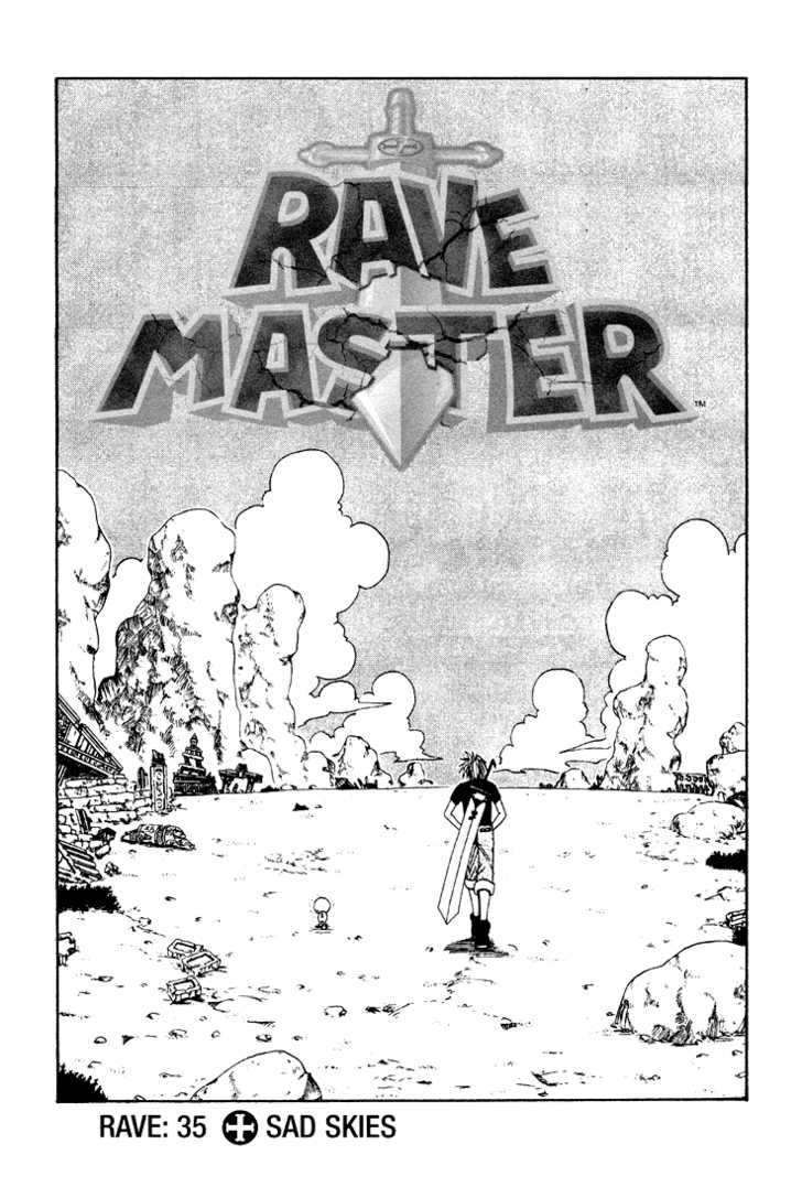 Rave Master 35 Page 1