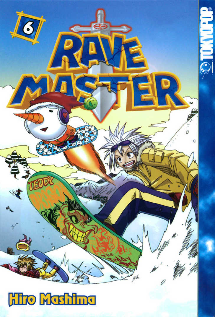 Rave Master 40 Page 1