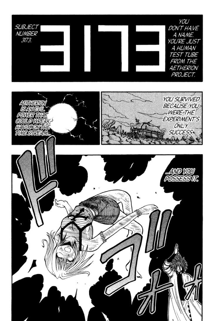 Rave Master 41 Page 2
