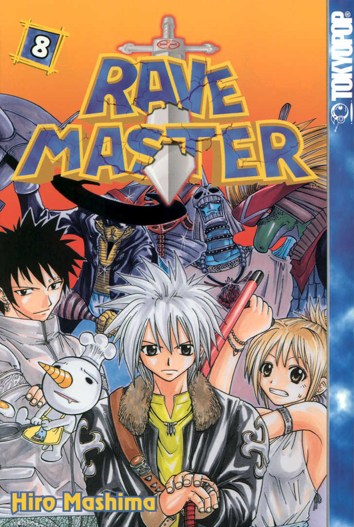 Rave Master 57 Page 1