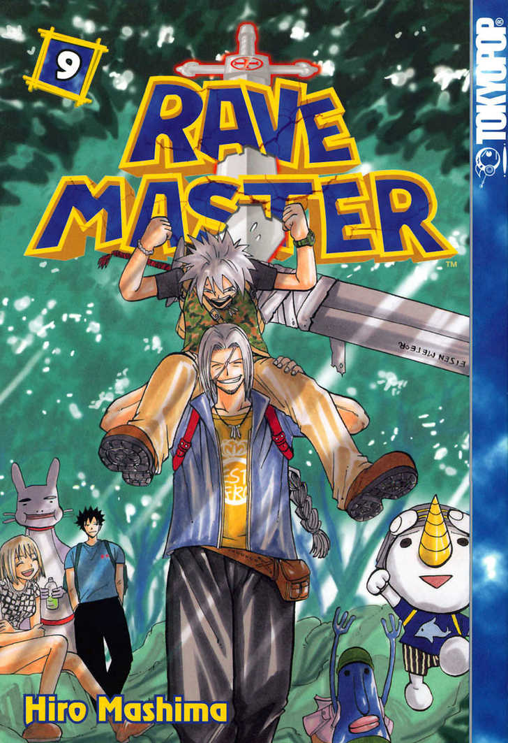 Rave Master 65 Page 1