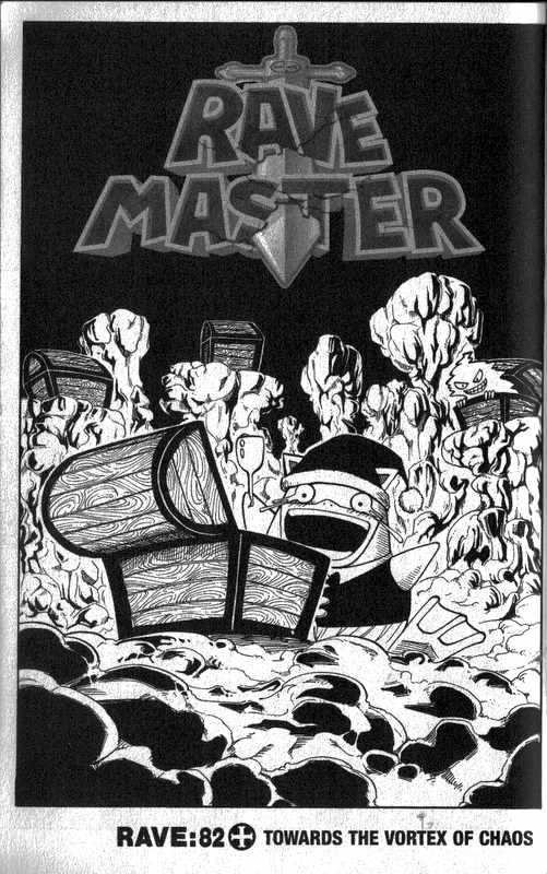 Rave Master 82 Page 1