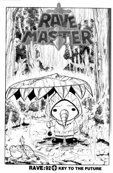 Rave Master 92 Page 1
