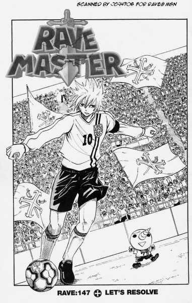 Rave Master 147 Page 3