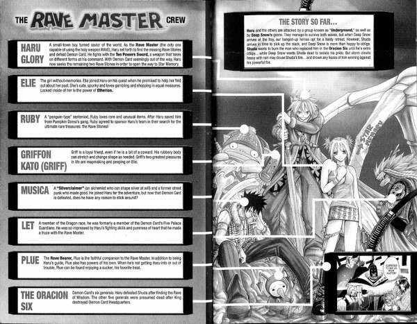 Rave Master 156 Page 3