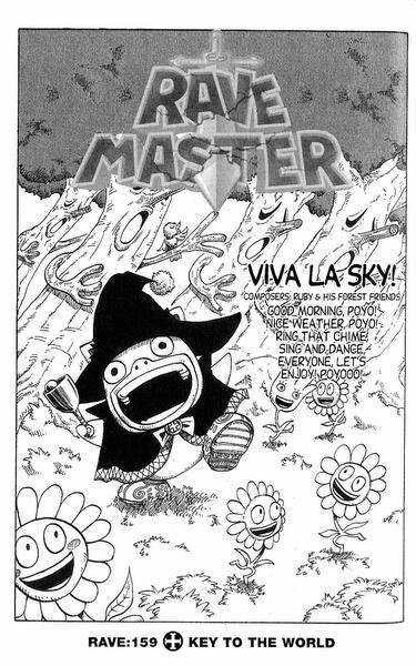 Rave Master 159 Page 1