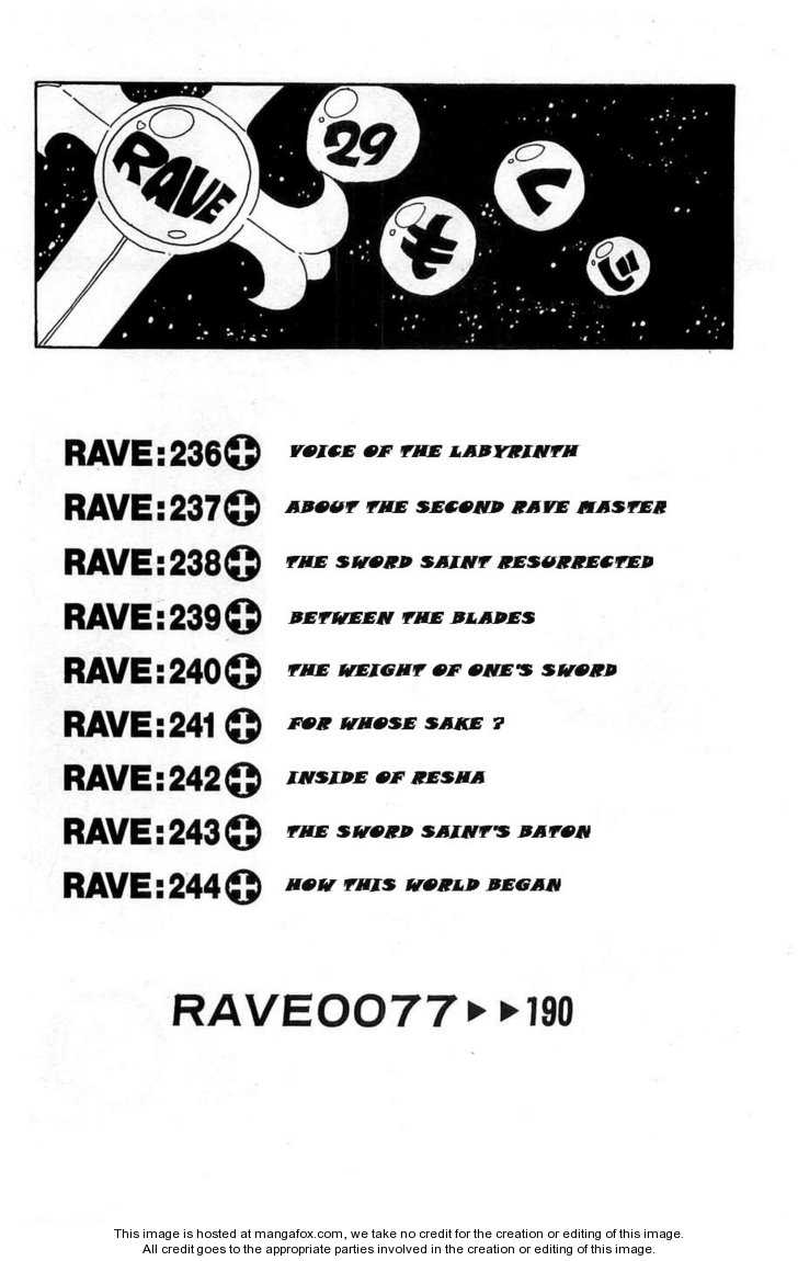 Rave Master 236 Page 3