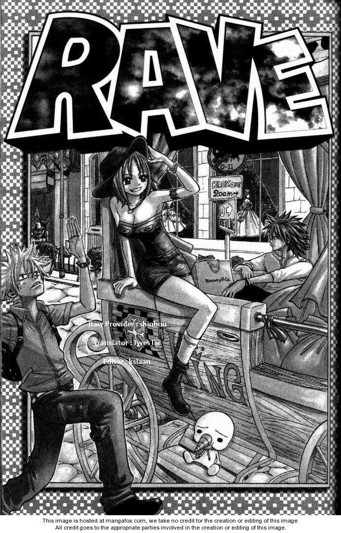 Rave Master 259 Page 1