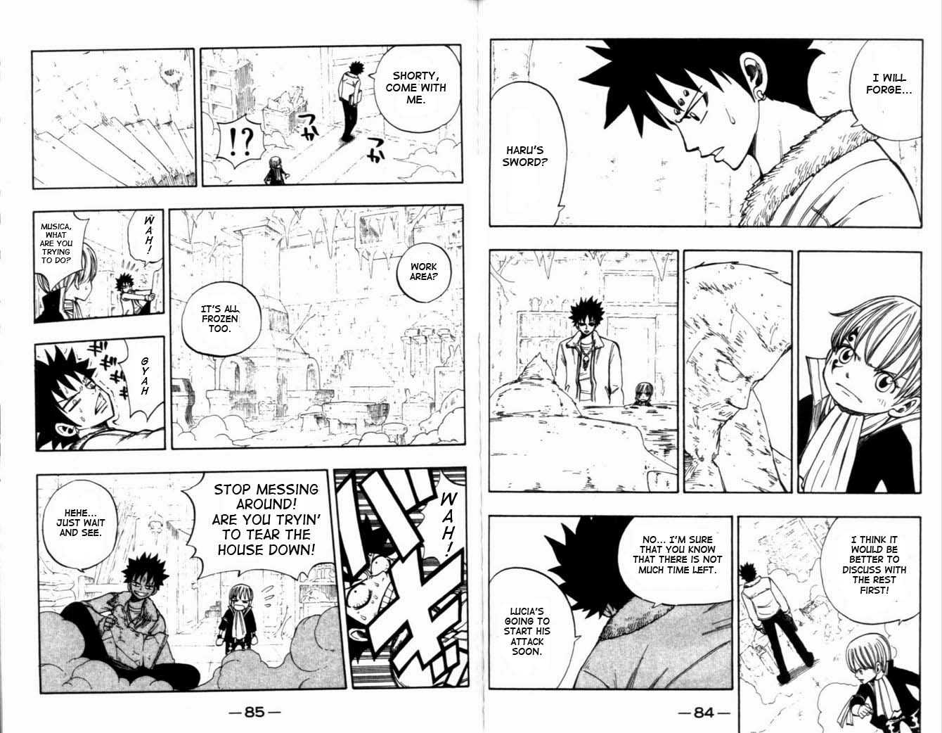 Rave Master 267 Page 2