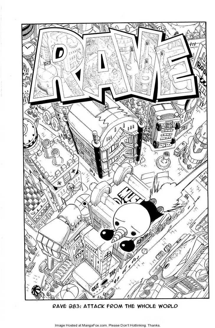 Rave Master 283 Page 2