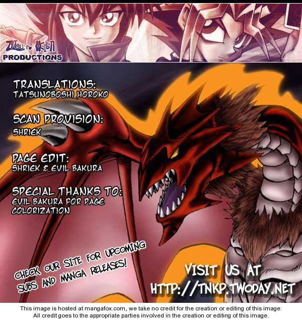 Yu-Gi-Oh! GX 30 Page 1
