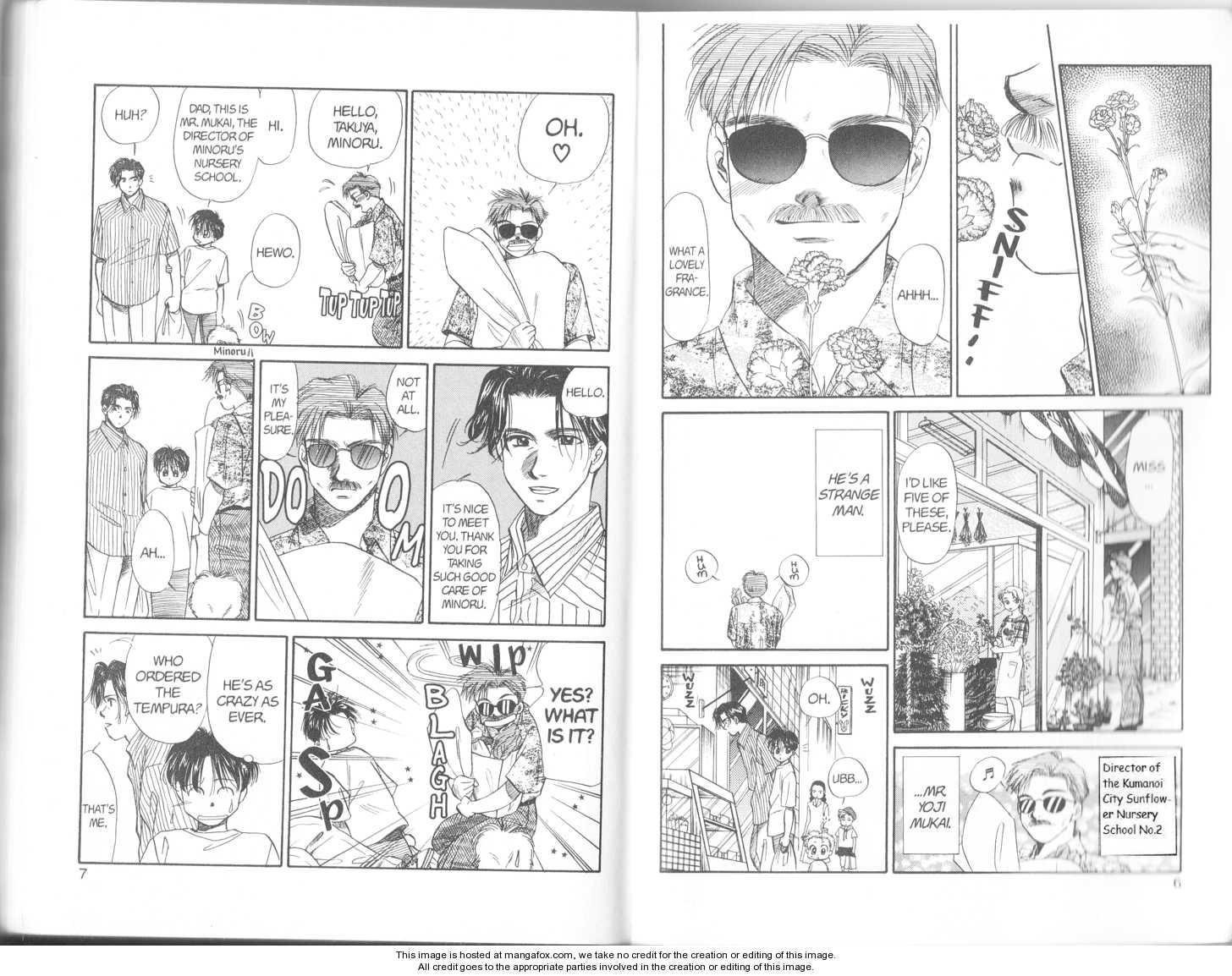 Aka-chan to Boku 51 Page 2