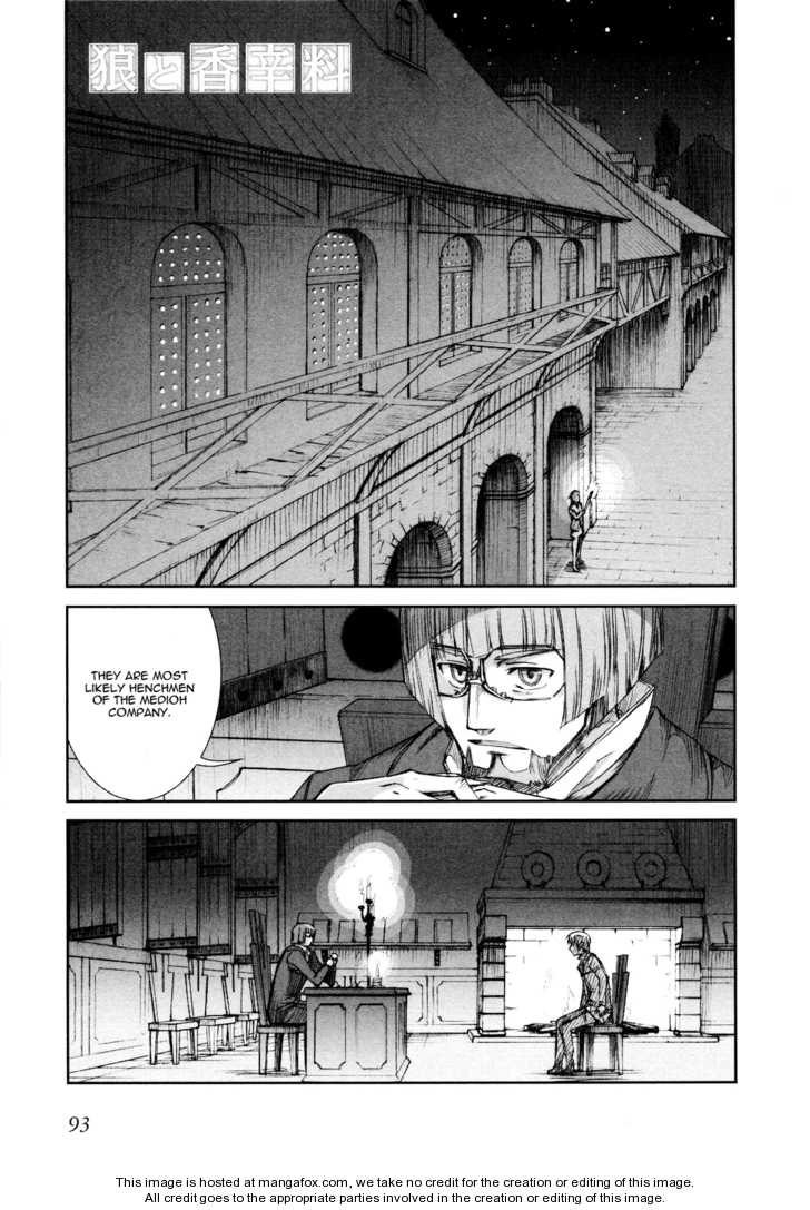 Spice and Wolf 10 Page 2