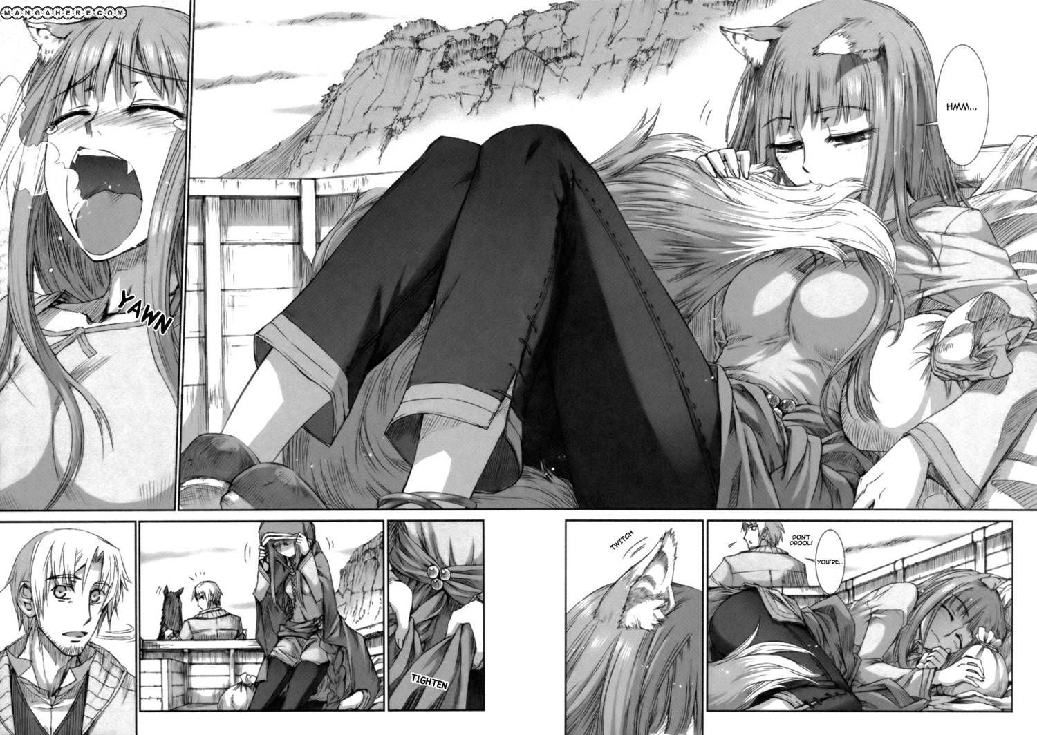 Spice and Wolf 18 Page 2