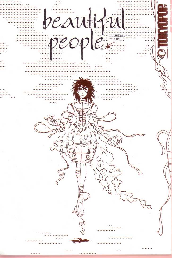 Beautiful People 0 Page 1