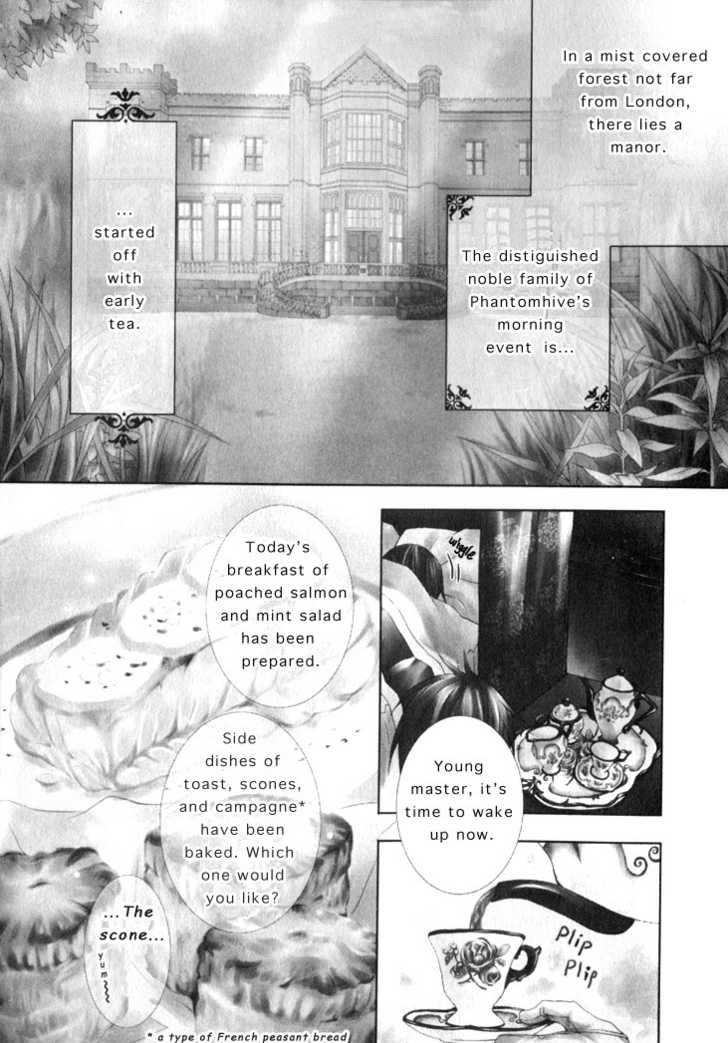 Kuroshitsuji 1 Page 1