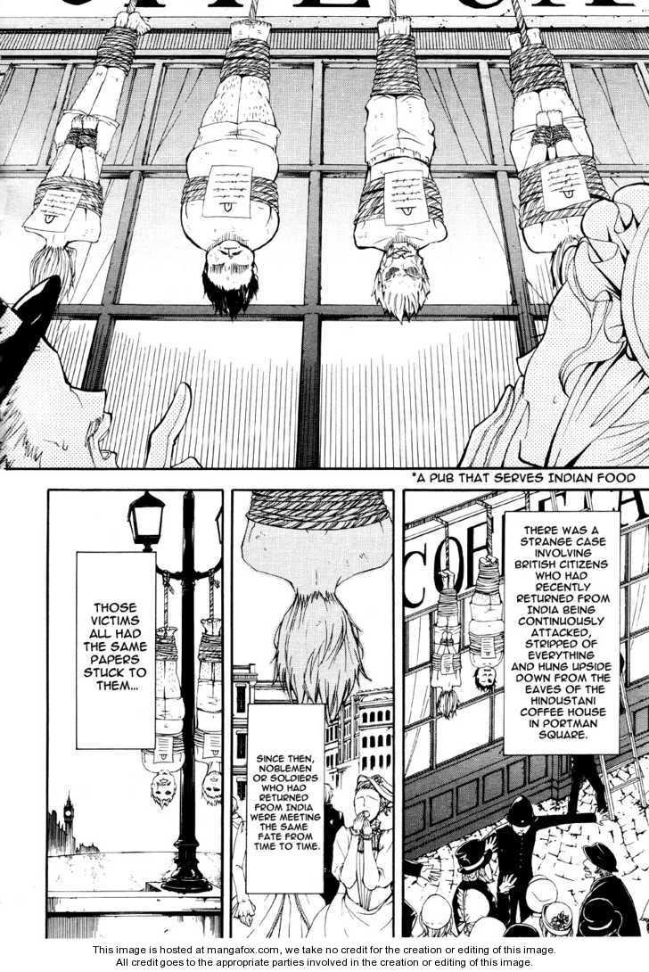 Kuroshitsuji 15 Page 3