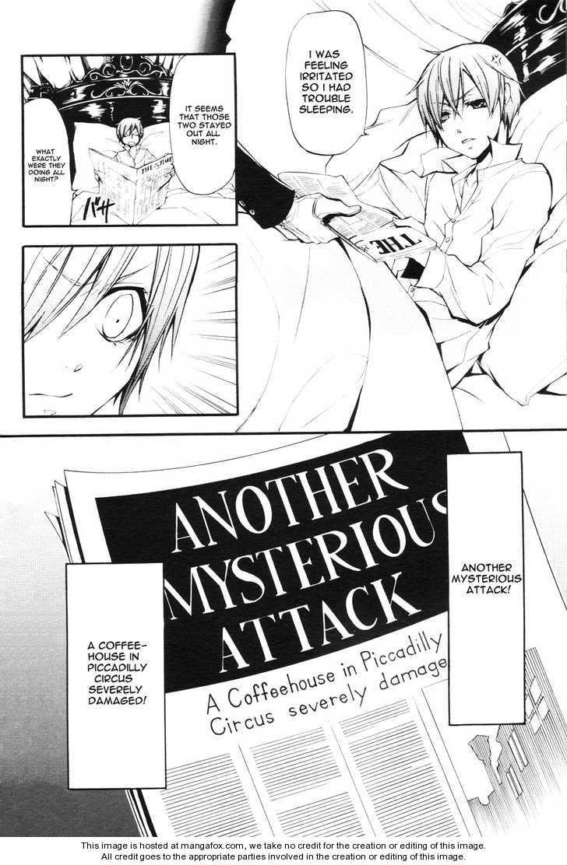Kuroshitsuji 18 Page 3