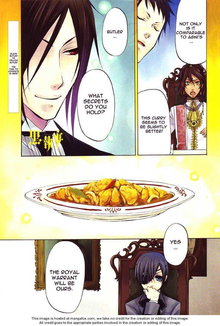 Kuroshitsuji 21.1 Page 1