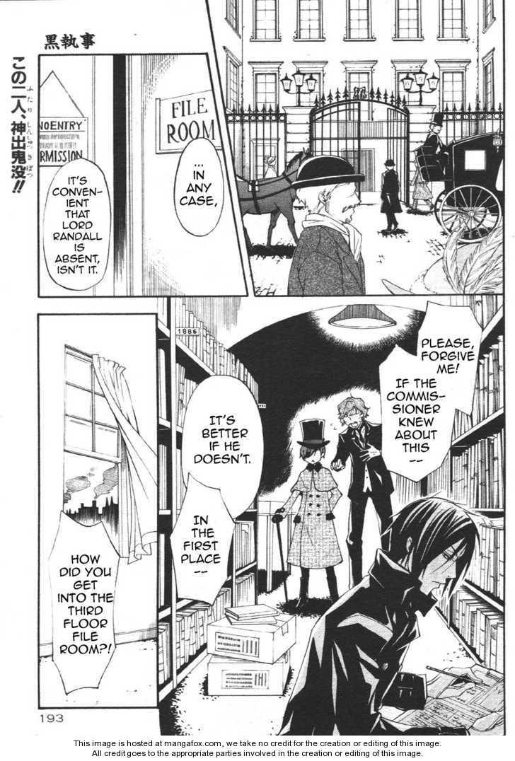 Kuroshitsuji 24 Page 2