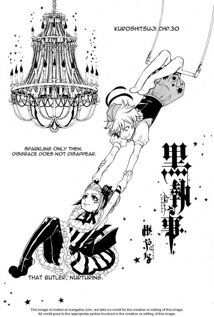 Kuroshitsuji 30 Page 2