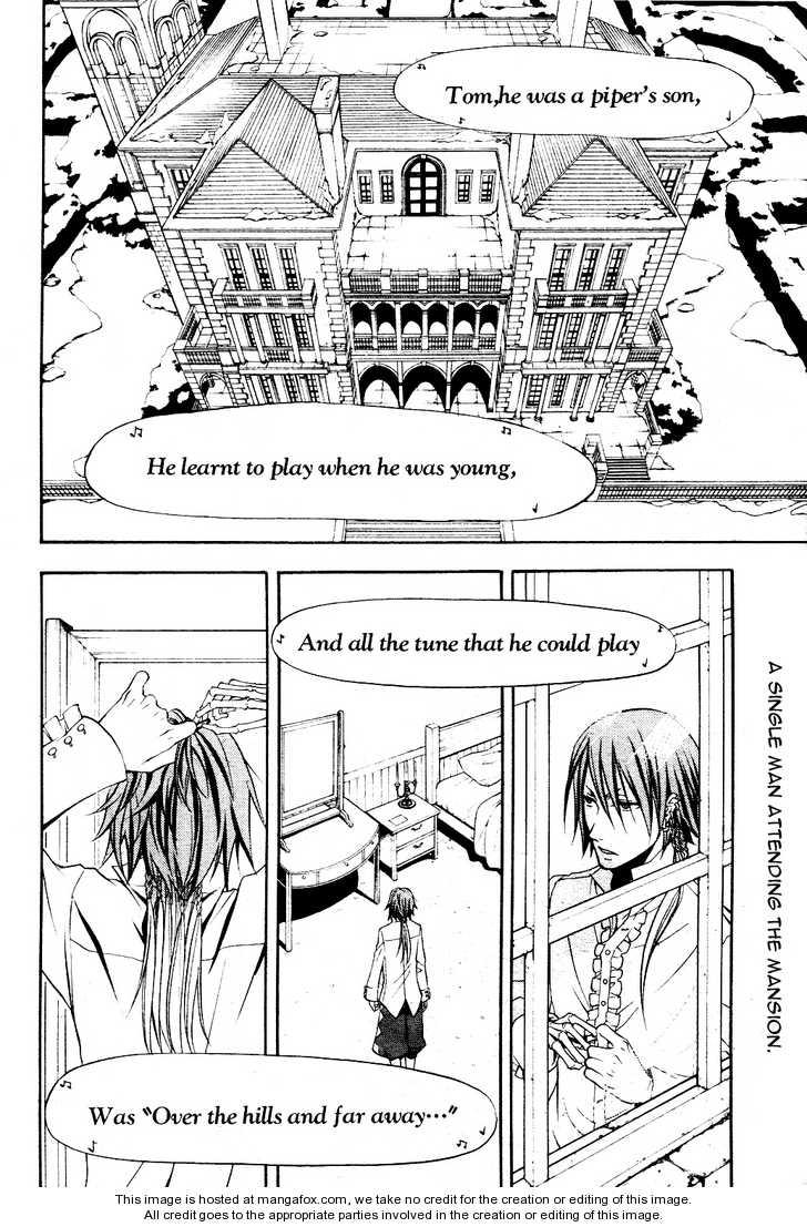 Kuroshitsuji 30 Page 3