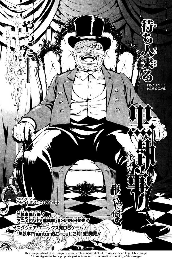 Kuroshitsuji 31 Page 2