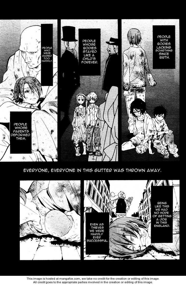Kuroshitsuji 35 Page 3