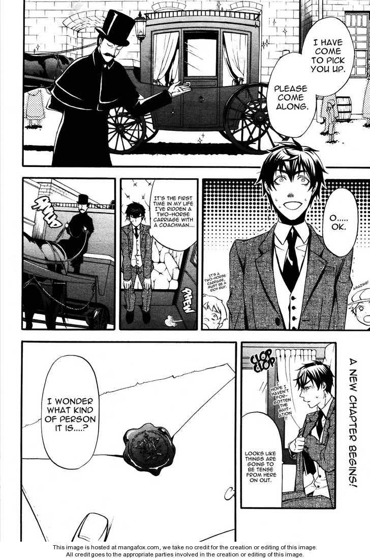 Kuroshitsuji 38 Page 2